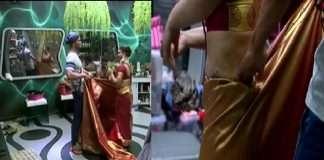 bigg boss season 14 Abhinav Shukla Rakhi Sawant to wear saree
