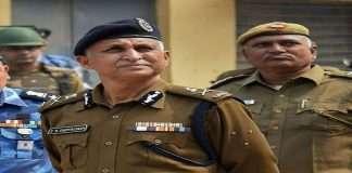 s n shrivastava delhi police commissioner