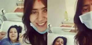 Ekta Kapoor visits Anita Hassanandani after birth of her 'nephew', shares video from hospital