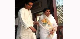 lata mangeshkar support raj thackeray signature campaign for marathi language