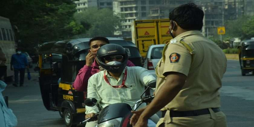 bmc, mumbai police action against mumbaikar who not follow covid laws