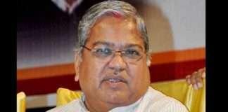 Karnatak Deputy Chief Minister Govind Karjol