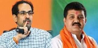 pooja chavan case Sanjay Rathore meets Chief Minister Uddhav Thackeray at Varsha Bungalow