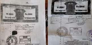 Stamp Fraud Deola