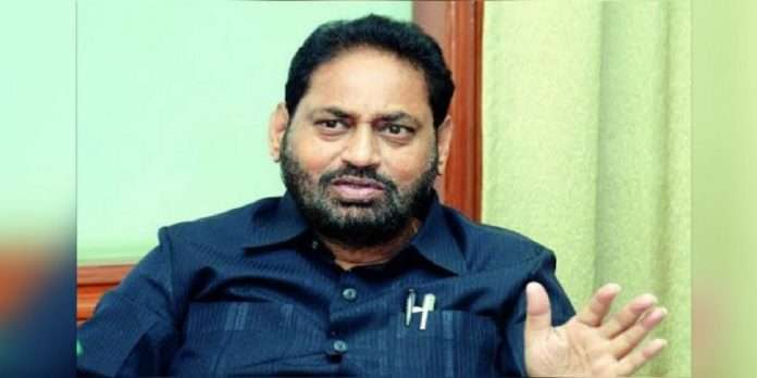 Energy Minister Nitin Raut gave a warning about pending electricity bill