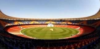 the world's biggest narendra Modi Stadium