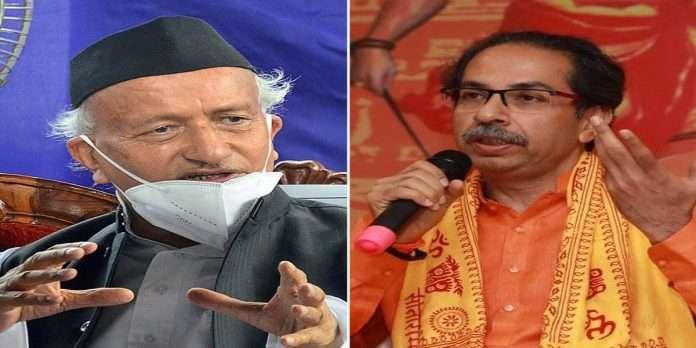 governor bhagat singh koshyari criticize on thackeray government