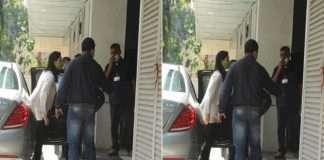 bollywood actor kareena kapoor khan clinic check up photo viral