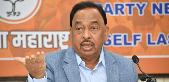 bjp mp narayan rane criticized cm uddhav thackeray over corona outbreak