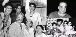 rajiv kapoor death prithviraj kapoor family tree watch unseen and rare photos