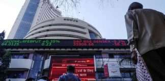 union budget 2021 effect on stock market sensex up 1650 point and crosses 47000 point