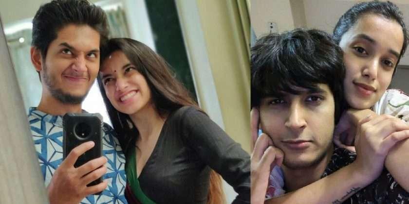 who is real life girlfriend of shalv kinjavdekar's?