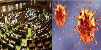 25 corona positive patient found before Maharashtra Budget Session 2021