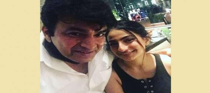 Actress Shweta Tiwari's daughter meets her father after 13 years