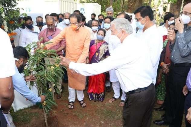Balasaheb Thackeray Memorial Bhumi Pujan Ceremony photos 1