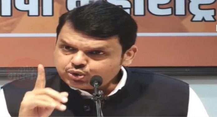 Devendra Fadnavis criticized Thackeray government