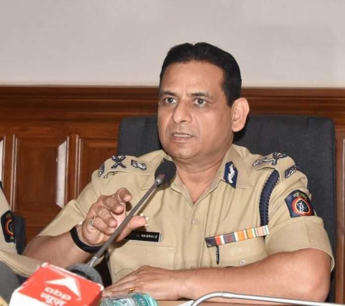 Mumbai Police Commissioner Hemant Nagare