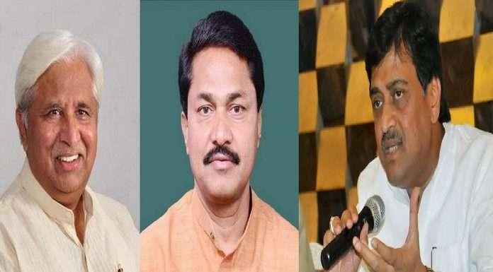HK Patil speaks to Nana Patole, Ashok Chavan and Balasaheb Thorat on VC over Vaze case and parambir singh letter