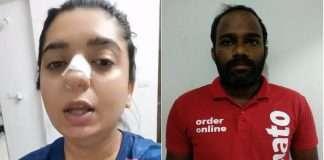 Zomato case: woman Hitesha flees from Bangalore?