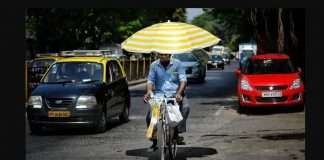 pune records 40.1 degrees tempreture, hot and sunny day ahead