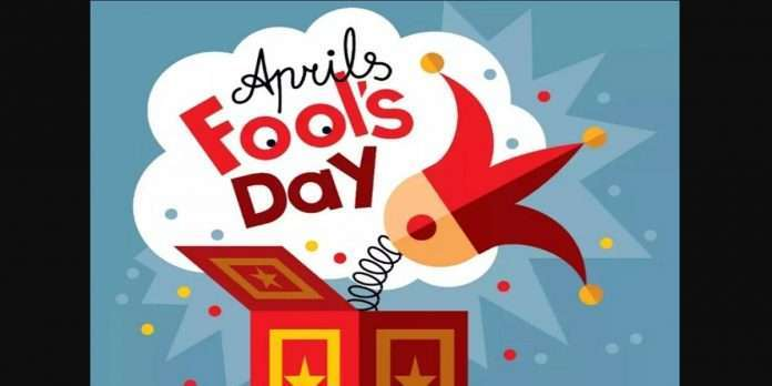 april fool day 2021, why people celebrated april fool is 1 april, read history