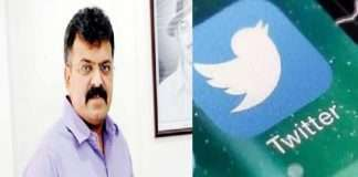 Offensive post from Minister Jitendra Awhad's fake Twitter account