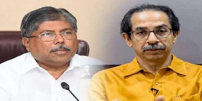 BJP leader Chandrakant Patil criticize mahavikas aghadi goverment on sachin vaze case and corona vaccination