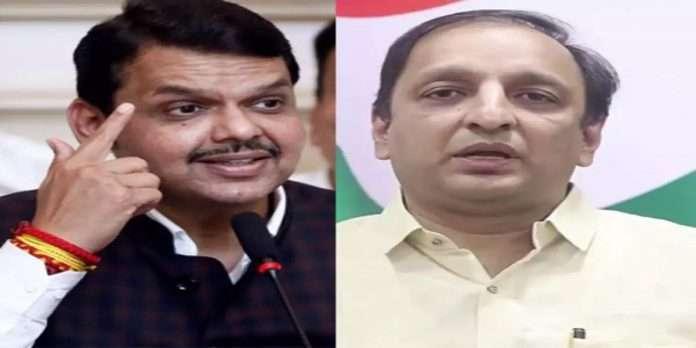 Oxygen Shortage:Congress sachin sawant criticizes devendra Fadnavis Stop lying about oxygen supply