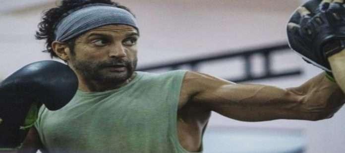 farhan akhtar become boxer