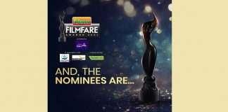 66th Filmfare Awards Nominations List