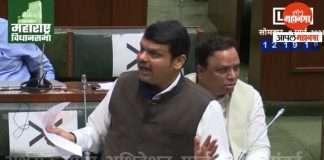 maharashtra assembly budget session 2021 devendra fadnavis angry in vidhansabha