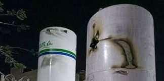 Oxygen tank explosion at Markandeya hospital in Solapur