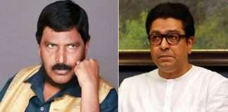 Ramdas Athavale explained the reason for not wearing Raj Thackeray mask