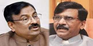 shiv sena sanjay raut criticised on sudhir mungantiwar