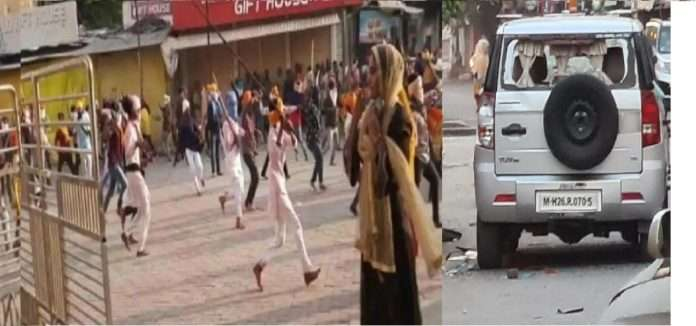 FIR lodge against 410 people and 18 arrested in nanded gurudwara hola mohalla celebration