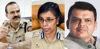 the relationship between devendra fadnavis rashmi shukla and ips officials revealed in hc
