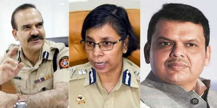 the relationship between devendra fadnavis rashmi shukla and ips officials revealed in hc