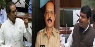 Decision to remove sachin Waze was changed by the Chief Minister,Devendra Fadnavis slam CM Uddhav Thackeray