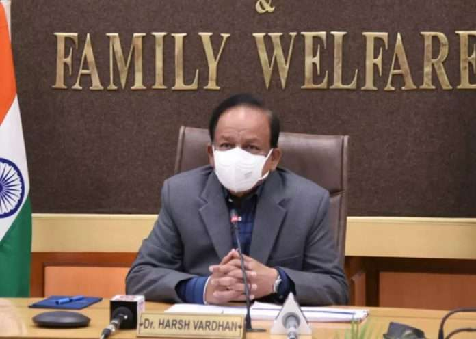 Coronavirus Cases India 149 districts have not seen a case of COVID in last 7 days said Union Health Minister Dr Harsh Vardhan