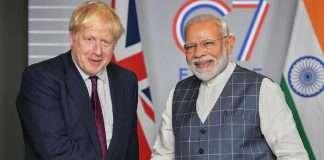 UK PM Boris Johnson postpones visit to India amid Covid second wave