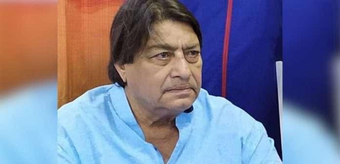 International Kabaddi Federation president Janardan Singh Gehlot passes away