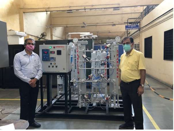 oxygen unit IITB