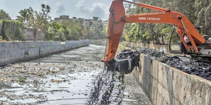 30 percent drain cleaning in Corona crisis