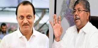Chandrakant Patil suggest state finance minister ajit pawar to Distribute grants of Rs 831 crore to rural local bodies early