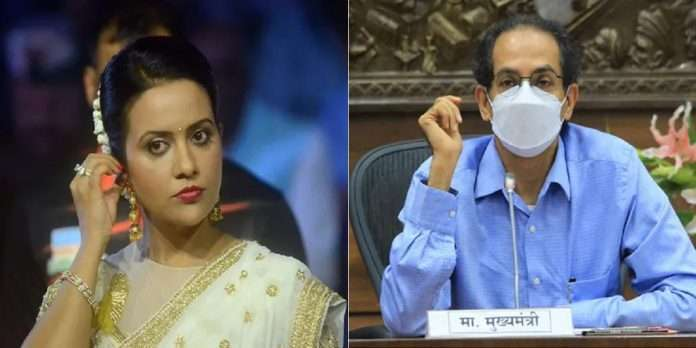 Amruta Fadnavis criticized CM Uddhav Thackeray through poetry