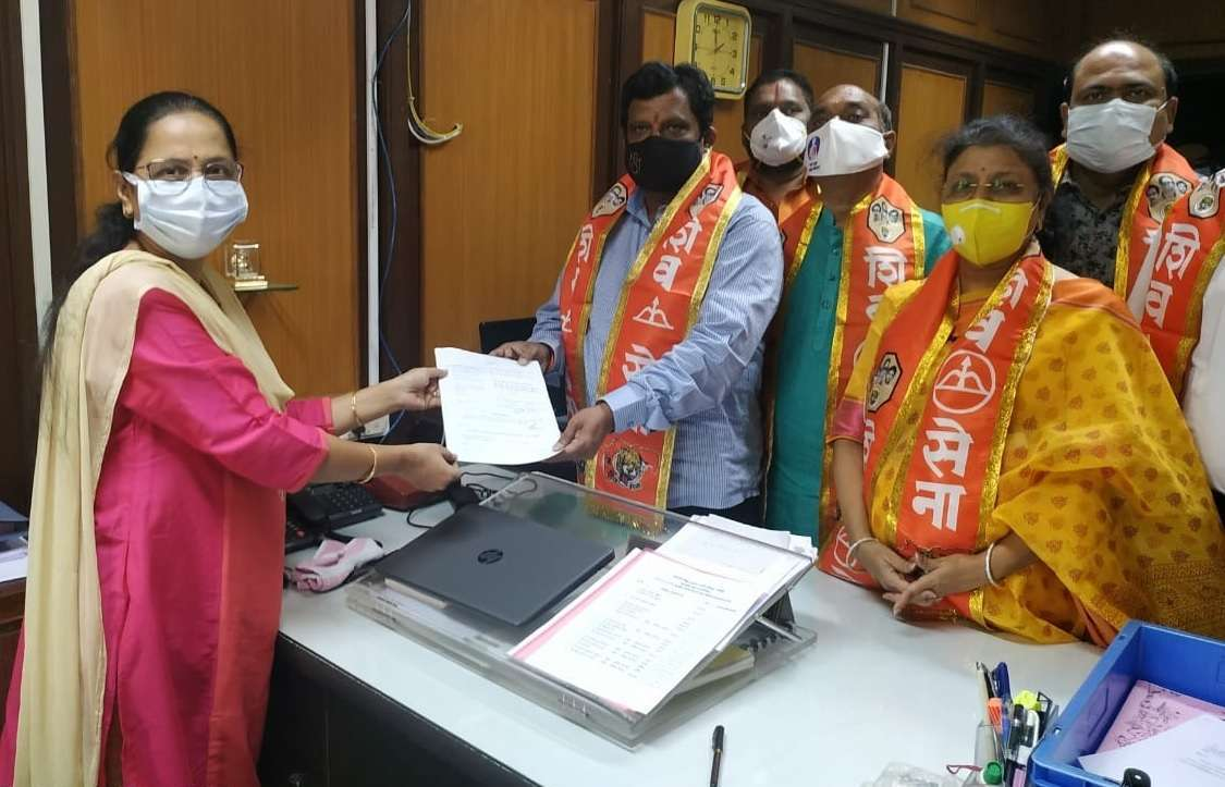 Ashish Chemburkar filled the application for the post of Best Committee Chairman