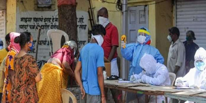 Corona virus in mumbai In Mumbai, the number of patients increased by 5.5 per cent in March as compared to February