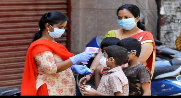 Corona Third Wave number of corona infected childrens increased in last one month in maharashtra