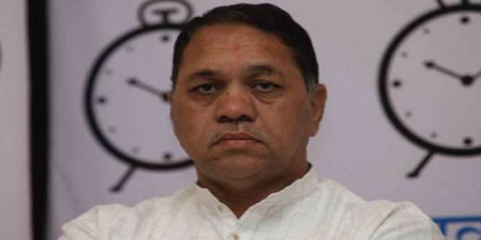 Dilip Walse Patil is the new Home Minister of Maharashtra