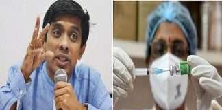 Dr shashank joshi said India needs a fast track vaccination campaign like the US